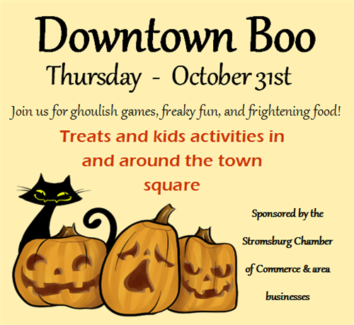 downtown boo